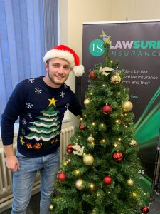 LawSure Xmas Jumper Competition